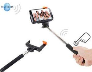 jak funguje selfie tyč