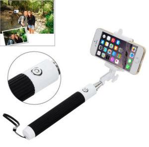 teleskopická selfie tyč levně